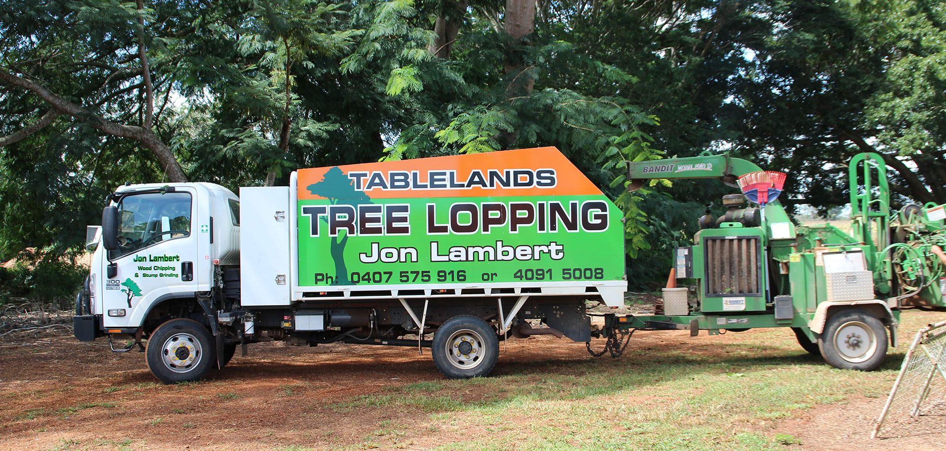 Atherton Tablelands tree services